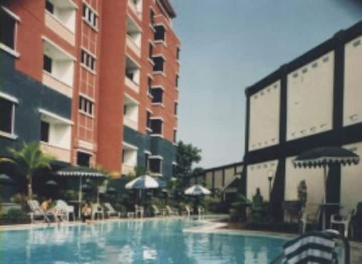 """The Biggest Apartment in Yogya for Familes""""2411"""""""