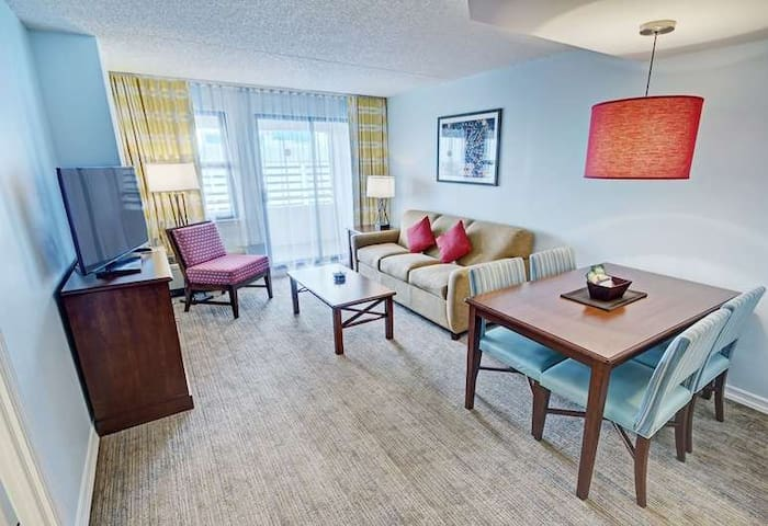 ★ 1 Bedroom Suite @ Wyndham Skyline Tower Resort ★