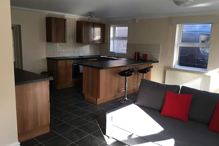 Self contained modern ground floor apartment/annex - Southampton - Casa