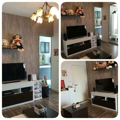 Smart Z condo Near Suvarnabhumi - Bangkok - Apartment