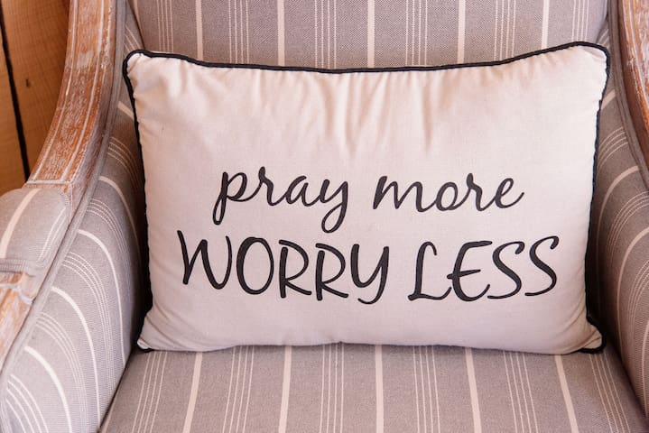 Leave all of your worries behind!