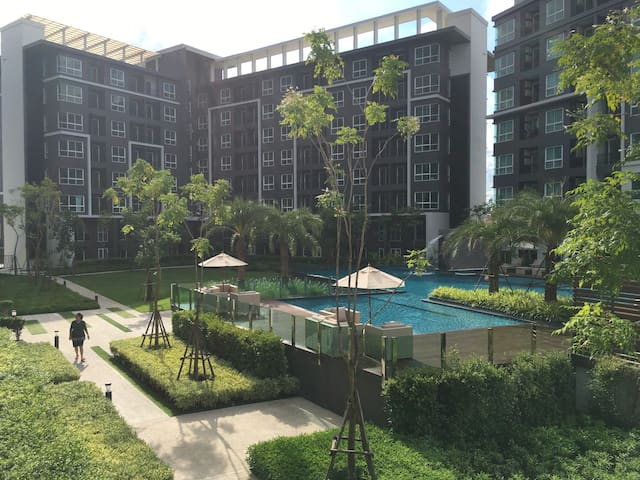 The Change Relax Condominium - Nakhonratchasima - Apartment