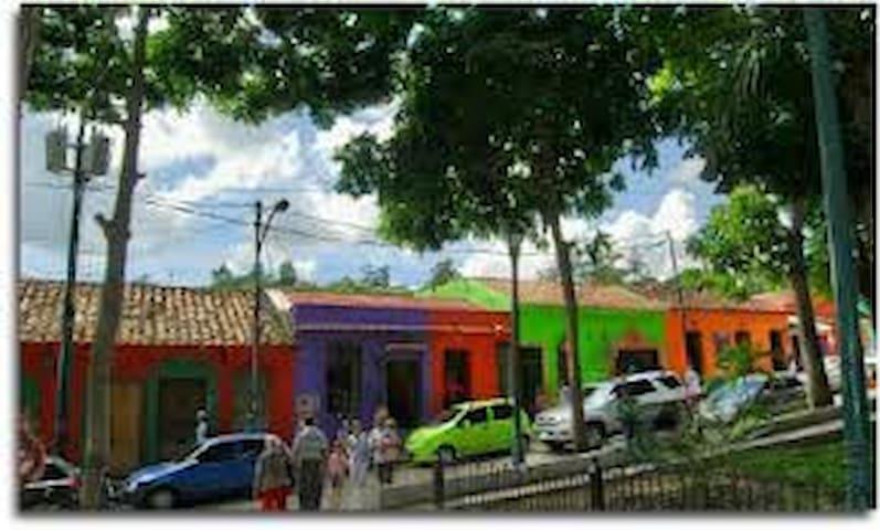 Visita al  Hatillo en la zona Sur Este de Caracas - El Hatillo - Apartment