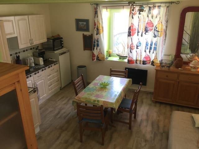 Petite maison de pêcheur Belle Île