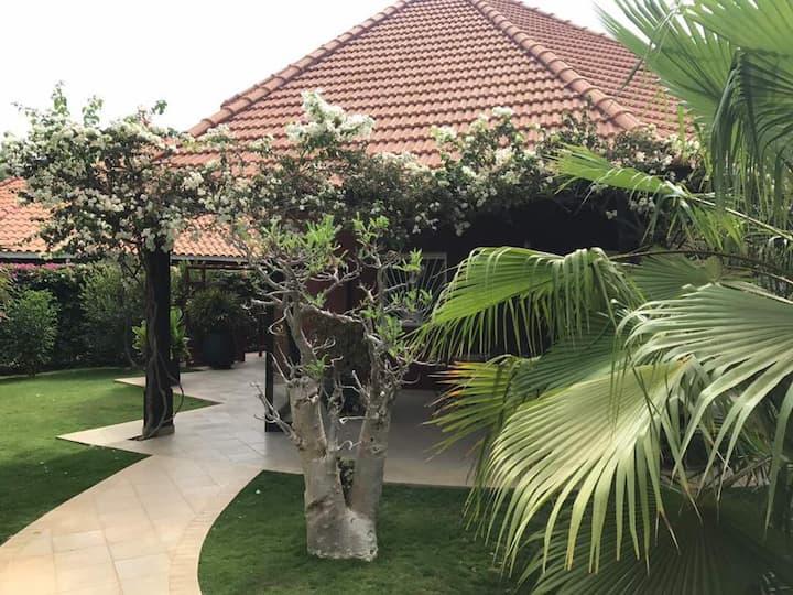 Belle Villa 2 chambres à Saly près de Lamantin