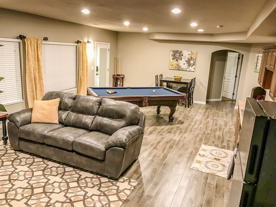 Private 2 Bedroom Guest Suite In North Utah County Guest Suites For Rent In Highland Utah