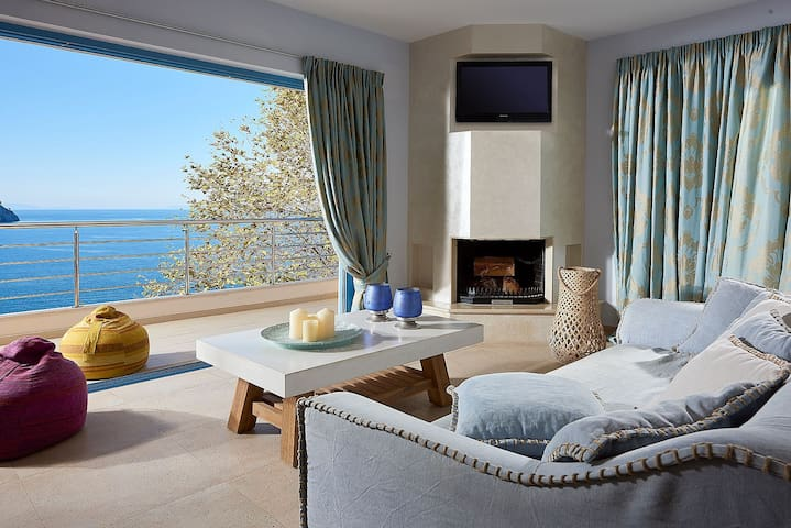 Sea view suite ideal for families