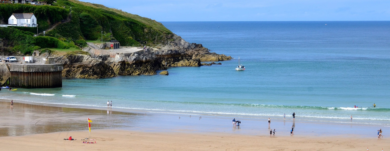 Vacation rentals in Polzeath