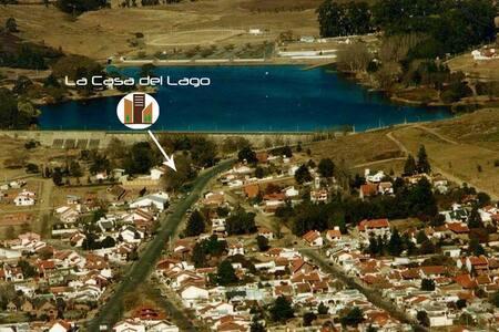 La Casa del Lago - TANDIL (Dept. 2) - Tandil