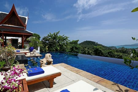 Luxury Thai villa in Surin beach - Choeng Thale - Villa