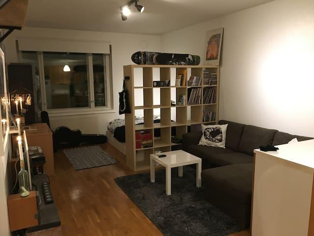 Cozy & quiet apartment with sauna - Tampere - 公寓