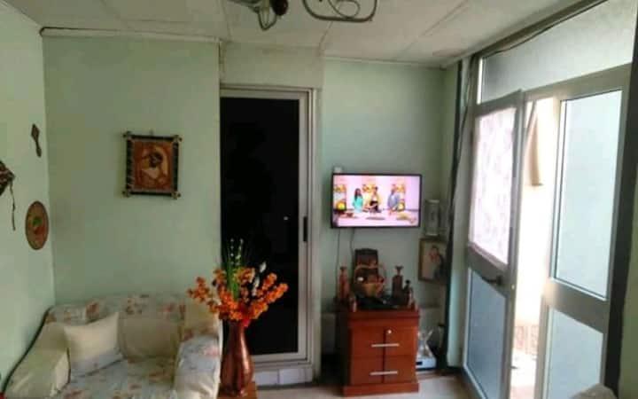 #Ethio Addis Kidane's house