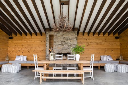 The Barnhouse, Ghent, NY - Ghent - Casa