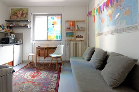 Studio near Luxembourg gardens - Paris
