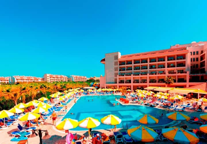 SEHER SUN PALACE ECONOMY ROOM-ALL INCLUSIVE