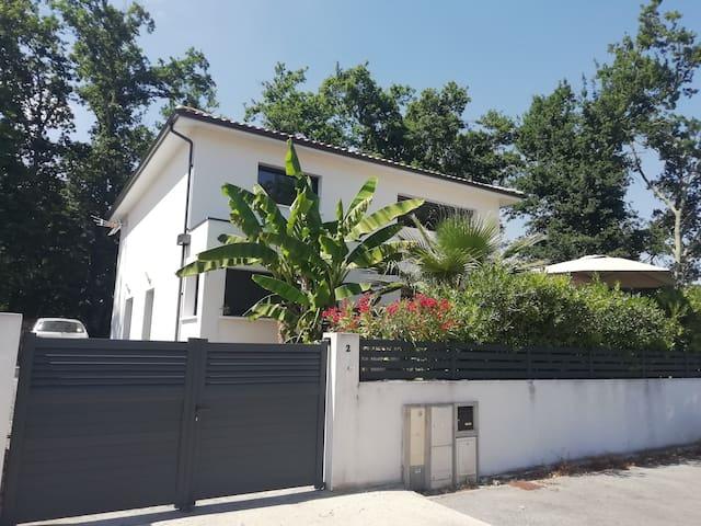 Location maison Capbreton /Hossegor 7personnes