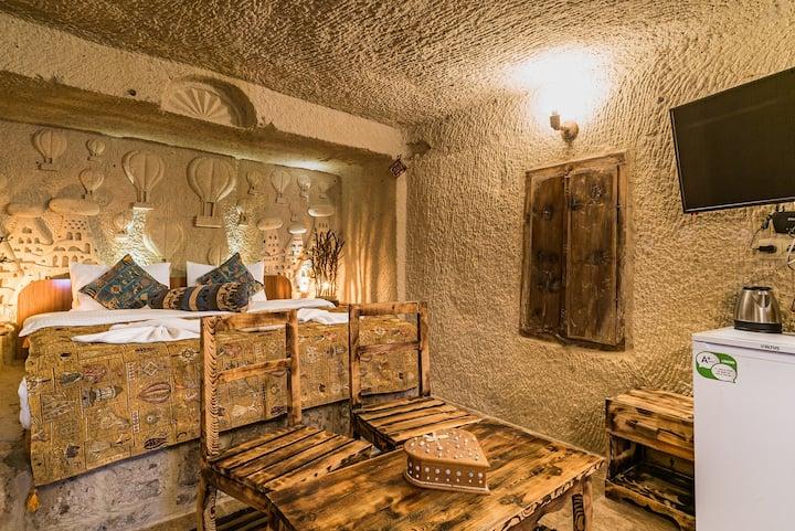 Cappadocia Ennar Cave House Room 3 (İskele)