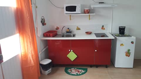 Studio en résidence privée