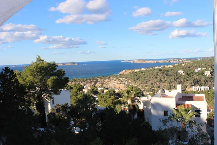 Studio mit Balkon 32 - Sant Josep de sa Talaia /Cala Vedella  - Pis