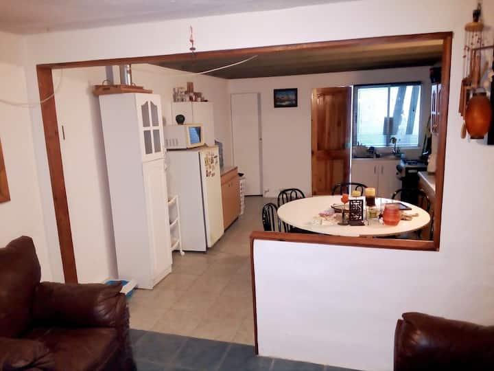 Casa equipada completa en Caldera.
