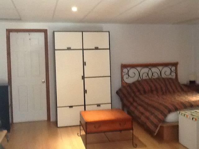 Bachelor/basement