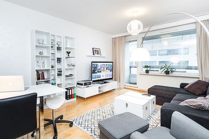 Cozy one bedroom apartment in the Tampere center - Tampere - Wohnung