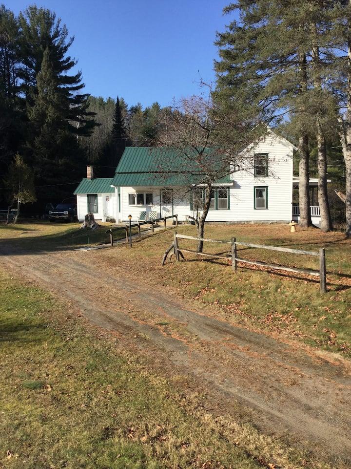 Washer Hill Farmhouse-Gore Mtn