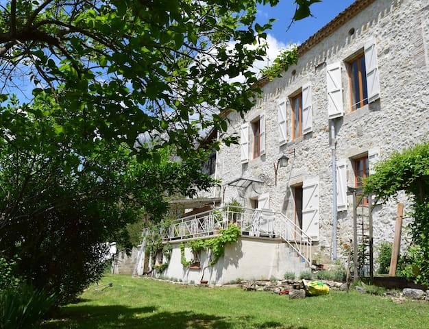Hiking in the heart of Gascony - Montesquieu - Bed & Breakfast