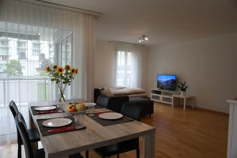 Apartment in the center of Engelberg