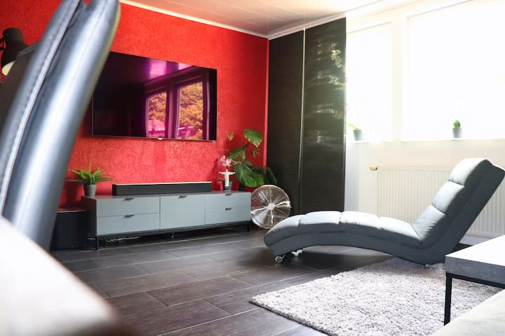 Suite Apartment in Duisburg-Laar