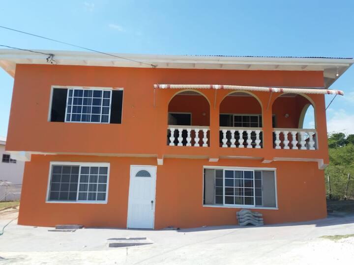 Pineapple villa