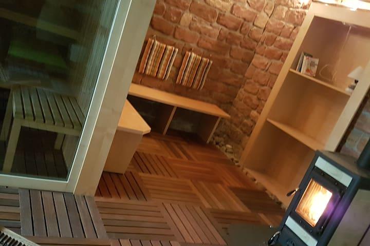 Altes Forsthaus Merzalben Zimmer 1