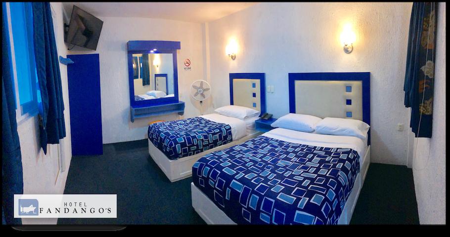 COMPANY ROOM 3 (Hotel Fandango´s)