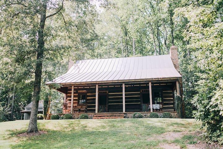 The Log Home - Spotsylvania Courthouse