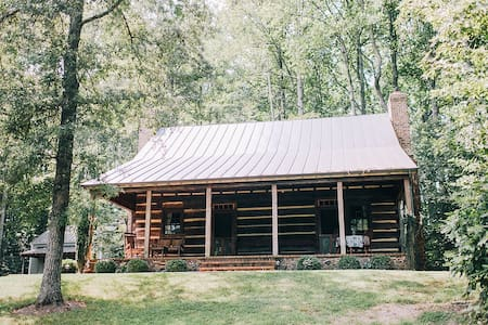 The Log Home - Spotsylvania Courthouse - Cabin