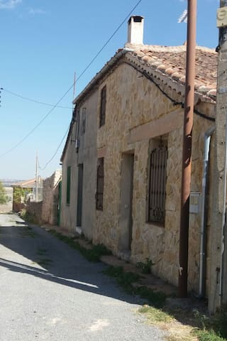 RURAL HOUSE.  HOCES DEL DURATON (SEGOVIA)