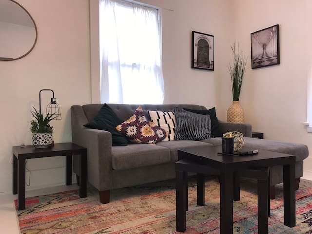 Bohemian Chic 1Bed 1Bath - Perf For Nurses!