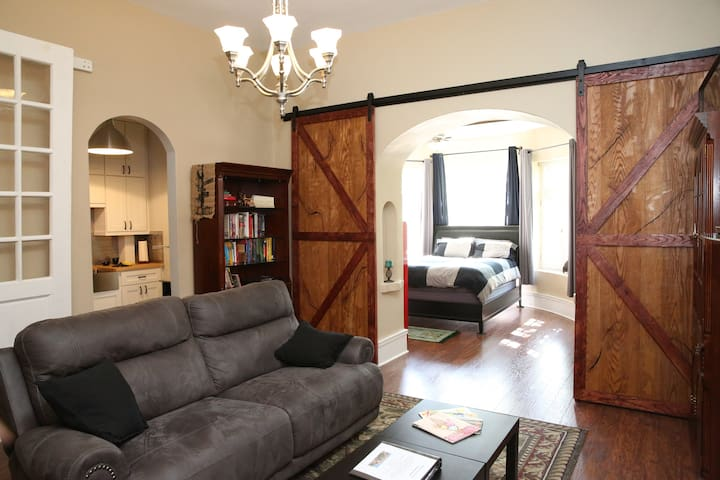 Capital Hill/Downtown Denver Condo, Cozy.