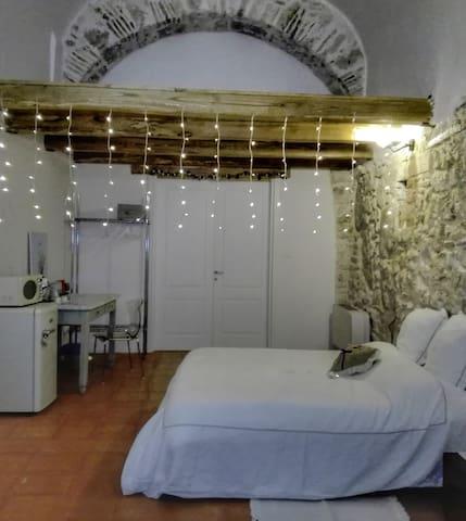 Suite nelle Antiche Scuderie Palazzo Fasciani '700