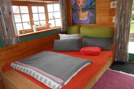 Pilgerhütte Jakobsweg - Rhens - Zomerhuis/Cottage