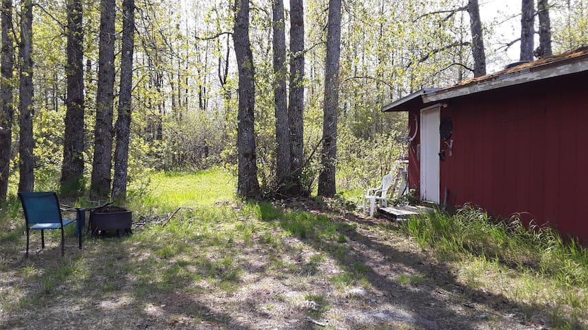 Cabin #17 Portage Glacier Homestead