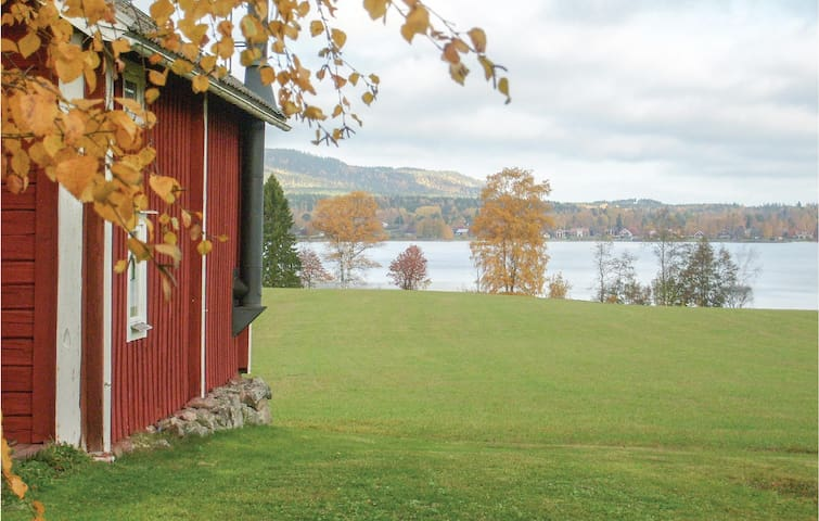 Former farm house with 2 bedrooms on 65m² in Enviken
