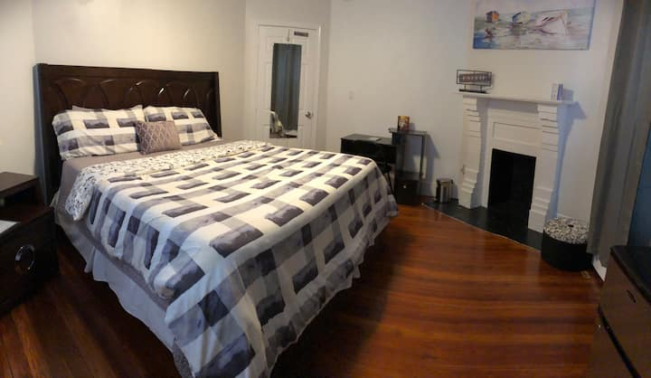 R1 Private room in Everett near Boston near Casino