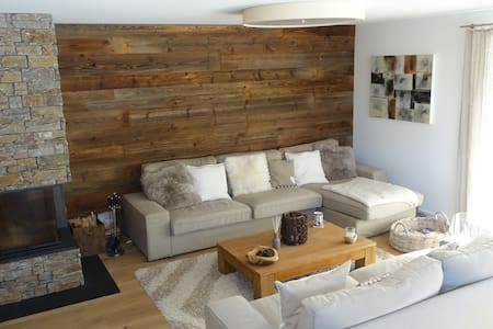 Luxurious alpin chic apartment in Klosters - Klosters-Serneus