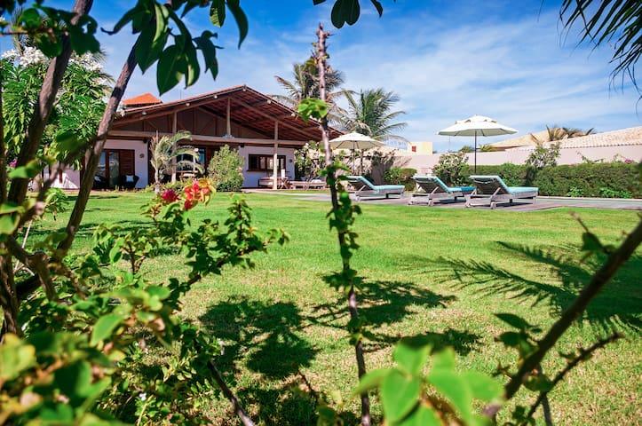 Vila Alesia - Plage de Pontal do Maceio - fortim - House