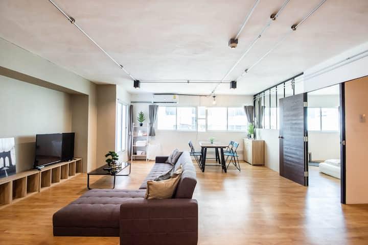 L'Apart Private Loft - Whole Floor At BTS Ari 5f