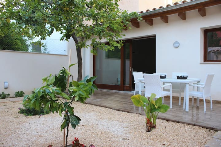 New ground floor house in the heart of Palma - Palma - Hus