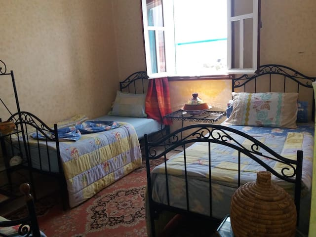 Welcome,your appartement near the beach and Medina