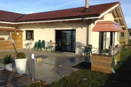 Maison avec piscine, banlieue Thonon les Bains - Allinges - 獨棟