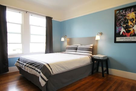 Remodeled Cozy Sunny Room!- BLUE - San Francisco